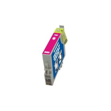 Cart. Epson T0443 Magenta 18ml (reman.)