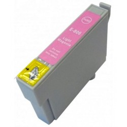 Cart. Epson T0806 Magenta claro 14ml (reman.)