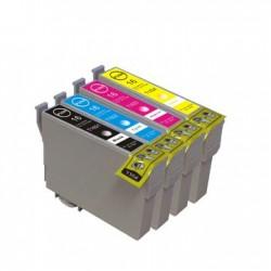 Cart. Epson T1622/T1632 Cyan (reman.)