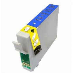 Cart. Epson T0712/0892 VI Cyan 15ml (reman.)