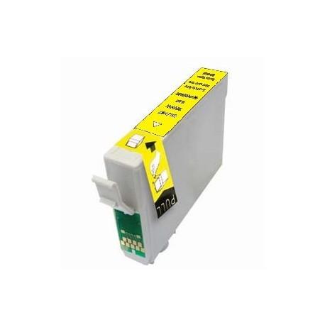Cart. Epson T0714/0894 VI Amarillo 15ml (reman.)