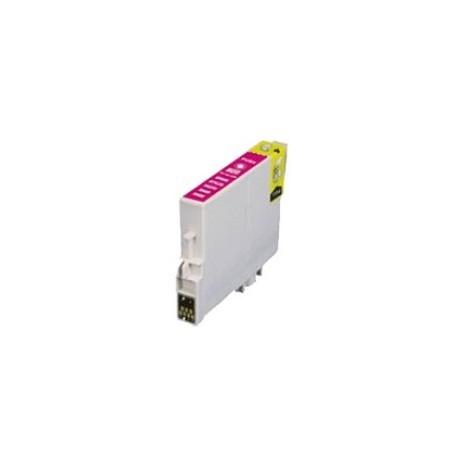 Cart. Epson T0613 Magenta 18ml (reman.)