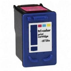 Cart. HP (28) C8728A Tricolor 17ml (reman.)