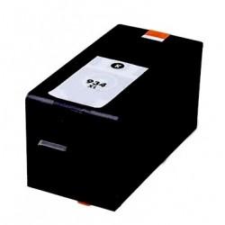 Cart. HP 934 XL Negro 50ml (reman.)