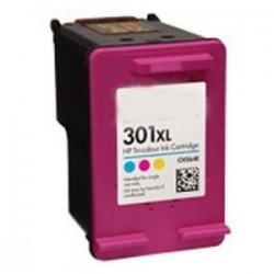 Cart. HP 301 XL Tricolor (reman.) V3