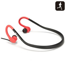 AURICULARES NGS PINK COUGAR SPORT