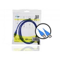 CABLE USB(A)3.0 A USB(A)3.0 KL-TECH 1.5M
