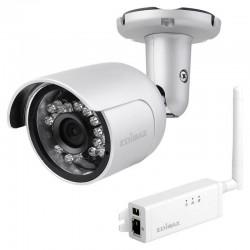 VIDEOVIGIL. CAM IP EDIMAX IC-9110W WIFI (EXTERIOR)