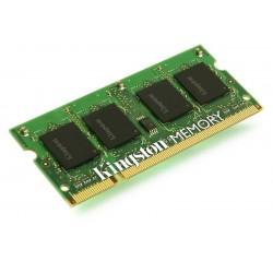 MODULO S O DDR3 2GB PC1600 KINGSTON RETAIL (POR)