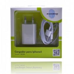 CARGADOR KL-TECH APPLE IPHONE 5