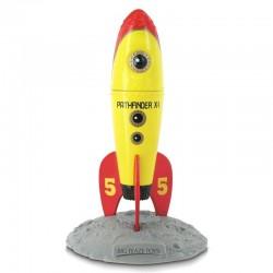 Vibrador Rocket Amarillo
