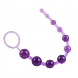 Cadena Anal Sassy 30 cm Purpura
