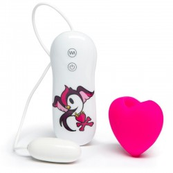 tokidoki 10 Function Estimulador Vibrador Clítoris Rosa
