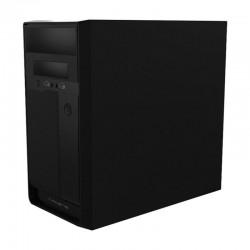 CAJA SEMITORRE TACENS ANIMA AC016 - 1X 5.25 / 4X 3.5 / 1X SSD/HDD - VGA MAX.250MM - USB 2.0 + USB 3.0 - AUDIO - MICRO ATX