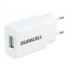 CARGADOR DE PARED DURACELL DRACUSB1W-EU - 1XUSB - 5V - 1A