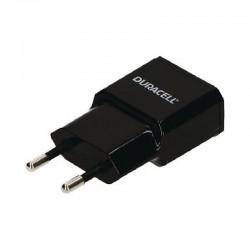 CARGADOR DE PARED DURACELL DRACUSB3-EU - USB - 5V - 2.1A