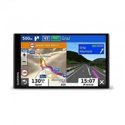 GPS GARMIN CAMPER 780 EU MT-D ESPECIAL AUTOCARAVANAS - 6.95'/17.6CM TÁCTIL - MAPAS 46 PAÍSES - BAT 1H - LLAMADAS MANOS LIBRES