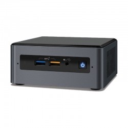 MINI PC INTEL NUC8I3BEH2 - INTEL I3-8109U 3.0GHZ - NO RAM - NO HDD - GIGALAN - WIFI - BT - NO S.O