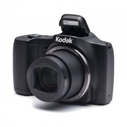 Cámara digital kodak friendly zoom fz201 negra - 16mpx - lcd 3'/7.62cm - zoom 20x opt - ángulo 25mm - vídeo 720p - usb -