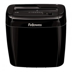 Destructora fellowes 36c - corte en partículas 4*40mm - papelera capacidad 12 litros - destruye grapas/t. credito/clips -