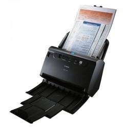 Escáner documental canon imageformula dr-c240 - 45ppm - adf 60 páginas - 600ppp - sensor ultrasónico - escaneo pasaportes - usb