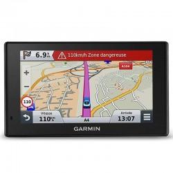 Gps garmin drive 5 plus eu-mt-s - 5'/12.7cm táctil - bt - mapas toda europa con actualizaciones sin coste - alertas en