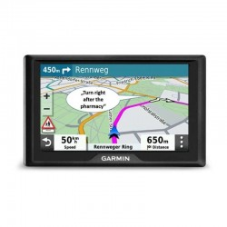 Gps garmin drive 52 eu mt-s - 5'/12.7cm táctil - mapas europa - servicio tráfico en directo - alertas conducción - bat. ion
