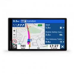 Gps garmin drivesmart 55 eu mt-s - 5.5'/13.9cm táctil - wifi - mapas europa - servicio tráfico en directo - muestra
