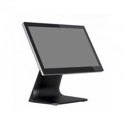 Monitor táctil tm-156 led negro - 15.6'/39.6cm - 1366*768 60hz - svga - usb - 5ms - 300cd/m2 - vesa 75*75 (no compatible con