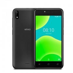 Smartphone móvil wiko y50 dark grey - 5'/12.7cm - qc 1.3ghz - 1gb - 16gb - cámara 5/5mp - 3g - android oreo go edition - bt -