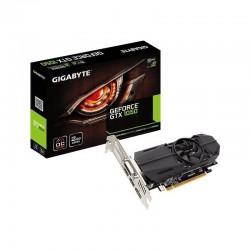 Tarjeta gráfica gigabyte geforce gtx 1050 oc lp 2g - 1392/1506 mhz oc mode - 2gb gddr5 - pcie x16 3.0 - 2*hdmi - displayport -