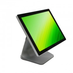 Tpv kt-premier - qc j1900n 1.97ghz - 4gb ddr3 - 64gb ssd - pantalla 15'/38.1cm táctil - rj45 - rj11 - vga - 2*com - aluminio -
