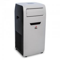 Aire acondicionado portátil fm ap-30 - 3000 frigorias - 3500w - bomba de calor 2875kcal/h - 5 modos funcionamiento - caudal