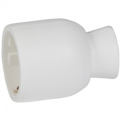 Base móvil legrand 050189 - 2p+t - 16a - blanco