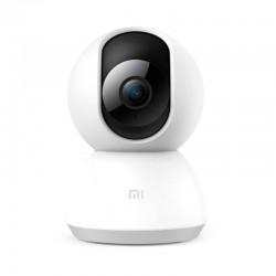 Cámara wifi xiaomi mi home security camera 360º - 1080p - lente 110º rotatoria - comunicación bidireccional - visión nocturna -