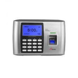 Controlador de presencia anviz a300 - tarjeta rfid/lector de huellar/pin - capacidad para 2000 huellas - wifi - software