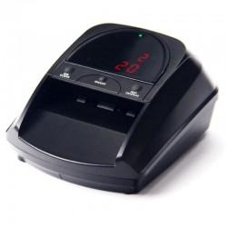 Detector de billetes cash tester ct 332 sd - euro/libras - 4 posiciones de entrada de billetes - display multifunción -