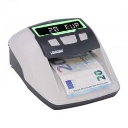 Detector de billetes ratio-tec soldi smart pro - para euros/libras/chf - detección ir | mg | bm | sd - marco de luz y señal