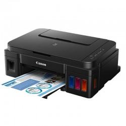 Multifuncion canon pixma g2501 - 8/5ppm - 4800x1200ppp - scan 600x1200 - usb - impresión sin bordes - depósitos tinta