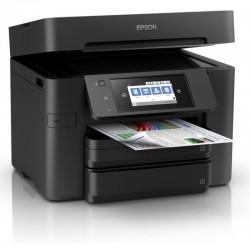 Multifuncion epson wifi con fax workforce pro wf-4740dtwf - 34/30 ppm - 4800x1200 - duplex - escan 1200x2400 - pantalla lcd -