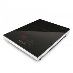 Placa inducción taurus pi-410 - 2000w - portátil - 2 modos de cocción - visualizador led - 18cm diámetro