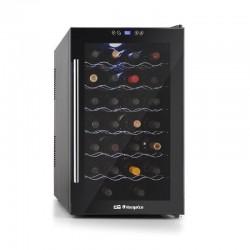 Vinoteca orbegozo vt-3010 - 28 botellas - display digital y panel de control táctil - 11º-18º - refrigeración termoeléctrica -