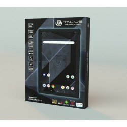 """Talius - Tablet Zircon 1016 4G - 10,1"""" IPS - Octa-Core Cortex A53 2.0 Ghz - 1920x1200 - Android 9 - 4GB DDR3 - 64GB Nand Flash"""