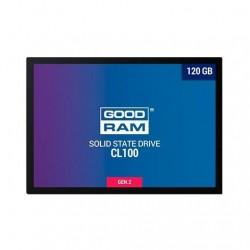 DISCO DURO 2.5 SSD 120GB SATA3 GOODRAM CL100 GEN.2