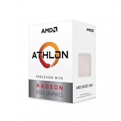 PROCESADOR AMD AM4 ATHLON 3000G 2X3.5GHZ/4MB BOX