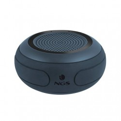 ALTAVOZ NGS ROLLER CREEK NEGRO BLUETOOTH PORTATIL