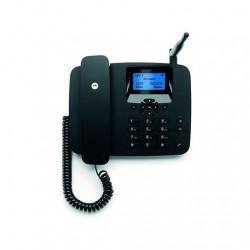 TELEFONO CON CABLE DIGITAL MOTOROLA FW200L NEGRO