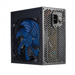 FUENTE ALIMENTACION ATX HIDITEC SX 500 PS00130001 - 500W - VENTILADOR 12CM - 21DB - PFC - COLOR NEGRO