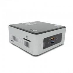 KVX NUC WINDOWS 10 01 INTEL BOXNUC5PPYH N3700 / 4GB RAM / HDD 120GB SSD 2.5'