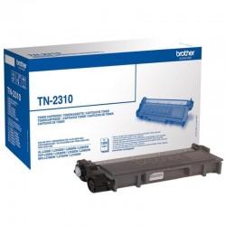 TONER NEGRO BROTHER TN-2310 - 1200 PÁGINAS - COMPATIBLE SEGÚN ESPECIFICACIONES